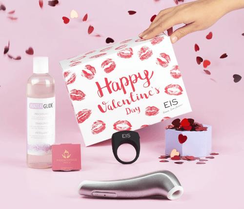 Box für Paare zum Valentinstag von EIS