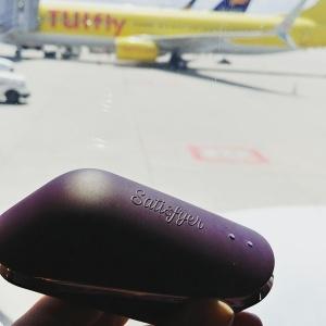 Der Vibrator im Handgepäck mit dem Satisfyer Pro Traveler