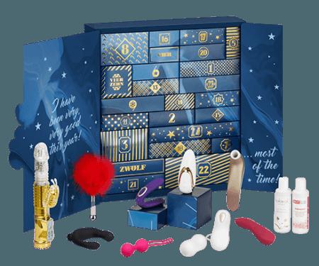 Erotischer Premium Adventskalender 2018 von EIS
