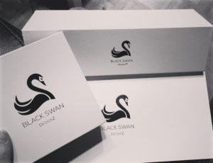 Black Swan DesignZ luxuriöse Schachteln