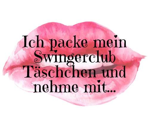 Swingerclub Täschchen